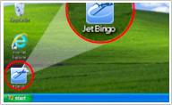 jet bingo download instructions step 3